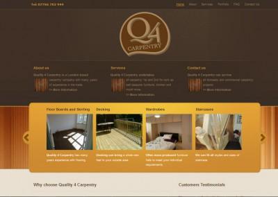 Q4 Carpentry