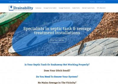 Drainability