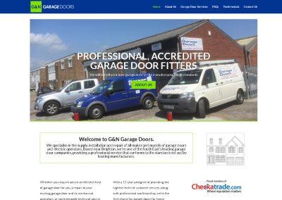 G AndN Garage Doors