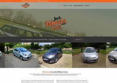 Jack Wheels Cars