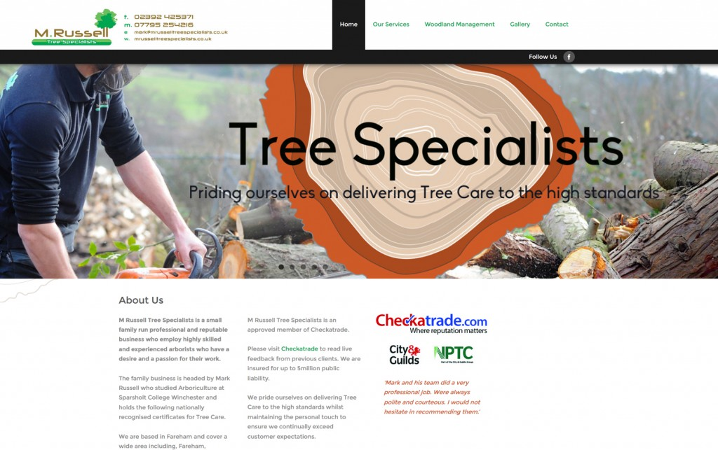 M. Russell Tree Specialists