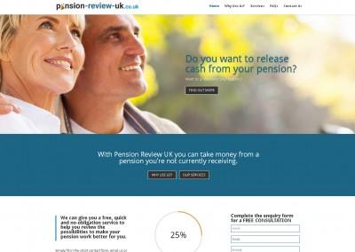 Pension Review UK
