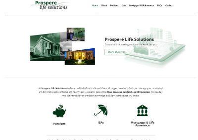 Prospere Life Solutions