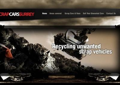 Scrap Car Surrey