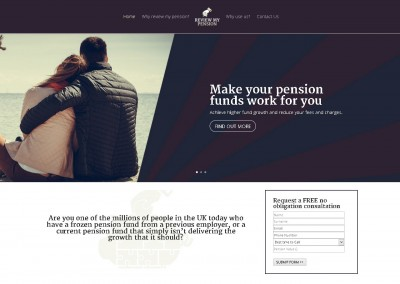 Review My Pension