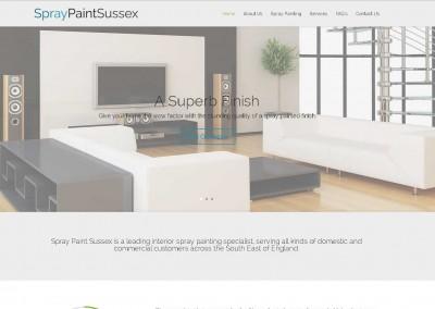 Spray Paint Sussex