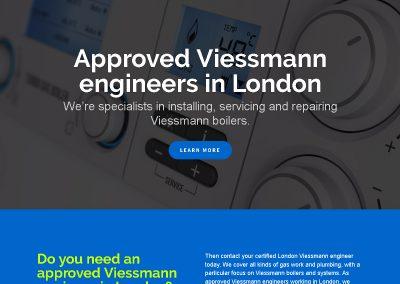 Viessmann Engineer London