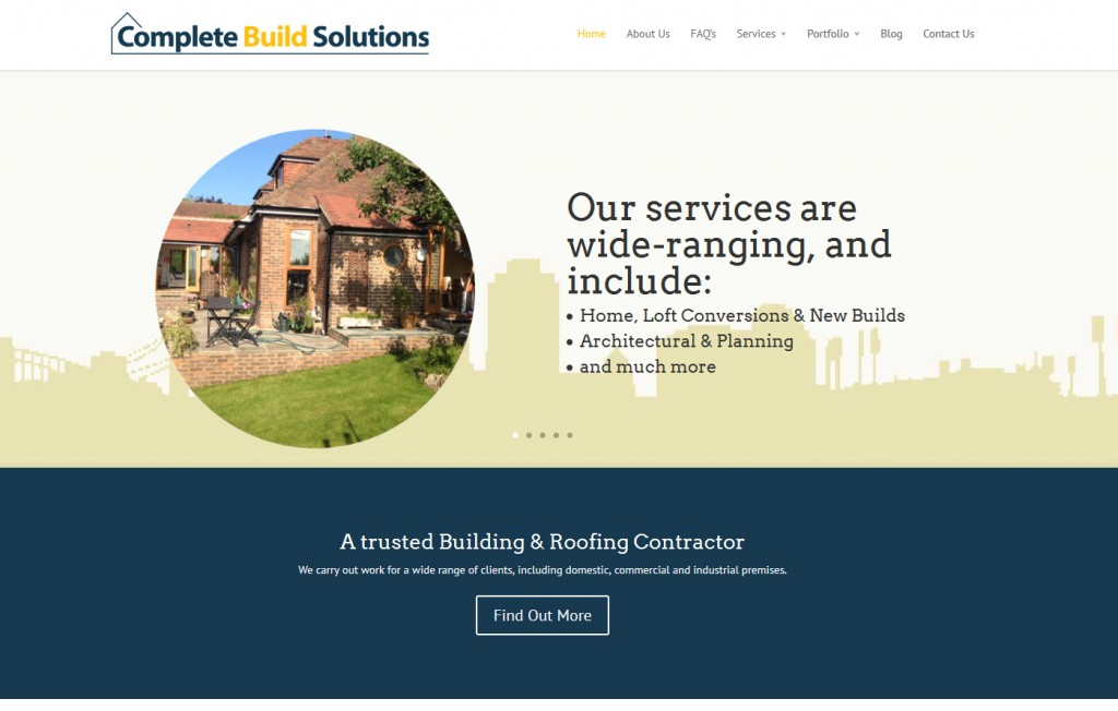Complete Build Solutions