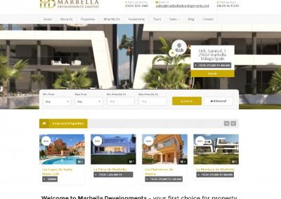 Marbella Developments
