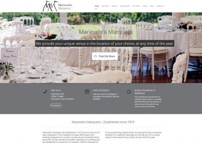Marievele's Marquees