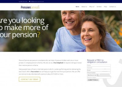 Pension Services