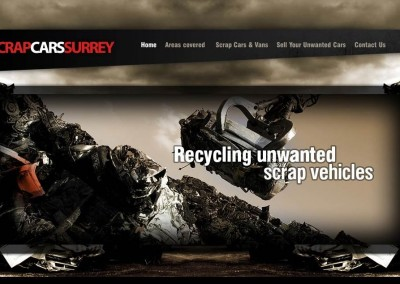 Scrap Car Surrey