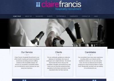 Clare Francis