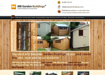 MB Garden Buildings