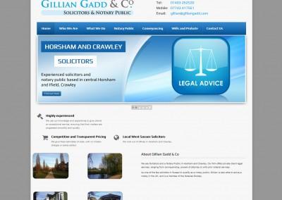 Gillian Gadd